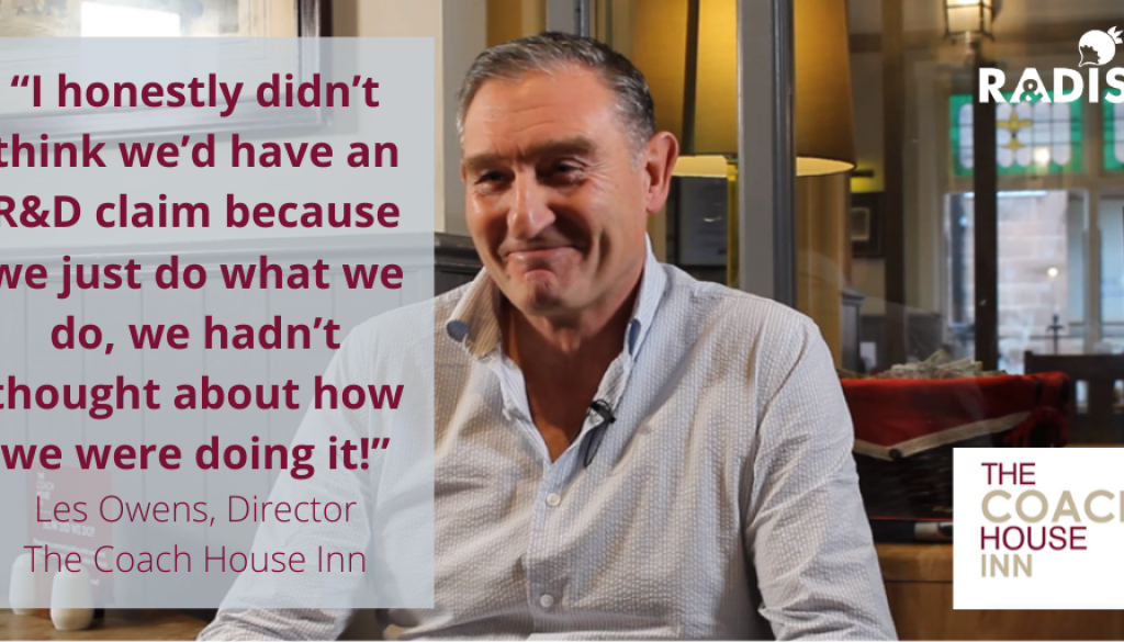 The Coach House - Twitter & LinkedIn Quote 1