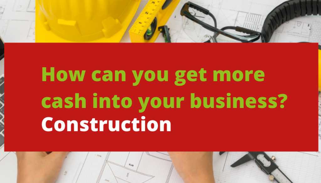 Finding R&D in Construction.